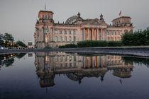Reichstag, Reflektion von Karsten Houben