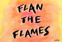Flan The Flames by Vincent J. Newman