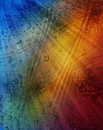 Magia venientem in guttis aquae pluviae by Michael Naegele