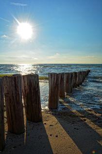 Am Strand von Claudia Evans