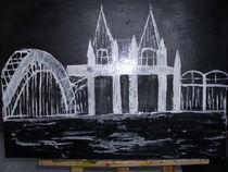 Kölner Dom bei Nacht von foryou