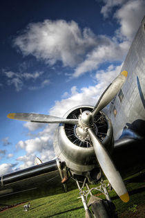 Aircraft Zyklus I von Ingo Mai