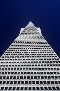 Trans America Pyramid by Jim Corwin