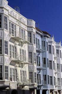 Townhouses San Francisco von Jim Corwin