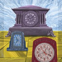 Three Clocks One von Jamison Smith