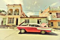 Trinidad Edsel  by Rob Hawkins