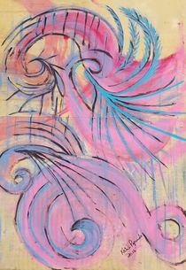 Pastel Oasis by Katie Piprude