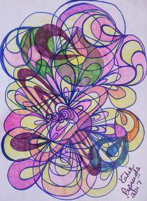 Crazy Swirls  by Katie Piprude