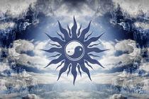 Blue Sun Zyklus I by Ingo Mai