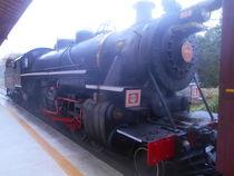 Steam Locomotive by ALOIZIO NASCIMENTO