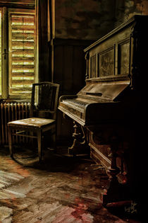 Das alte Klavier Zyklus I von Ingo Mai