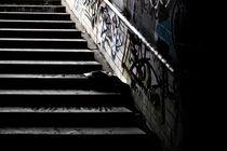 Untergrund II von Bastian  Kienitz