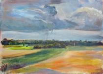 Kommt Regen? by Renée König