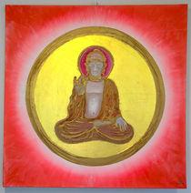 Golden Buddha von Michael Bauer-Kempff