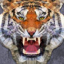 Roaring Tiger von ancello