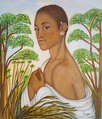 Afrikanische Schönheit by Marija Di Matteo