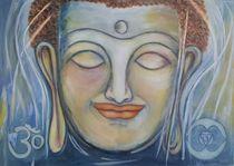 Buddha - Stirn Chakra (Ajna-Chakra) von Marija Di Matteo