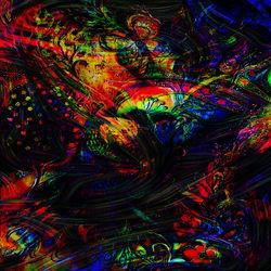 Abstract-birds-and-butterflies