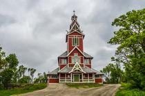 Buskenes Kirche  by Christoph  Ebeling