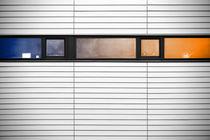 Schmale Fenster  von Bastian  Kienitz