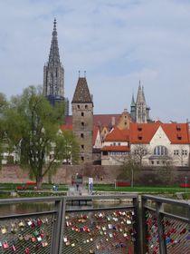 Liebesgrüße aus Ulm von kattobello