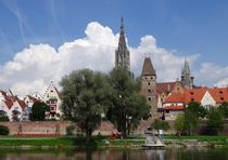 Ulm an der Donau 2 von kattobello