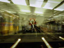 Monument - London Tube Station by Ruth Klapproth