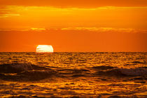 Sonnenuntergang Insel Texel by AD DESIGN Photo + PhotoArt