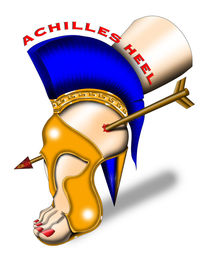 Achilles Heel von anarkissed