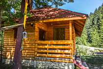 Great Cabin  by Enache Armand Iustinian