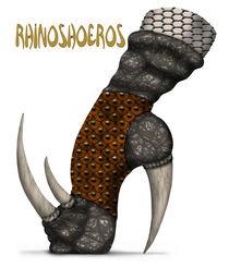 Rhinoshoeros by anarkissed