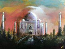 Taj Mahal by Vyshali Acharya