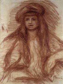 A. Renoir, Coco / Zeichnung von AKG  Images