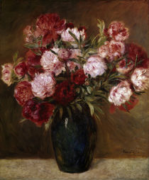 Renoir / Peonies by AKG  Images