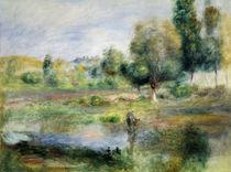 A. Renoir, Landschaft von AKG  Images