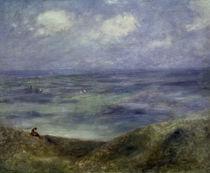 A. Renoir, Blick auf das Meer, Guernsey von AKG  Images