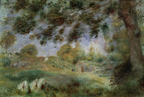 A. Renoir, Frühlingslandschaft von AKG  Images