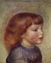 A. Renoir, Kopf eines Kindes by AKG  Images