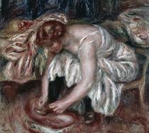A. Renoir, Frau bei der Toilette von AKG  Images