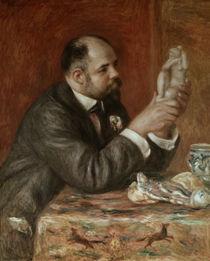 Ambroise Vollard / Gem. v. Renoir von AKG  Images