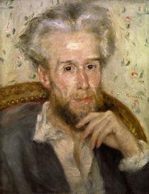 Victor Chocquet / Gem. v. Renoir von AKG  Images