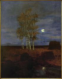 C.Vinnen, Mondnacht / 1900 von AKG  Images