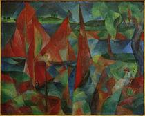 P.A.Seehaus, Die roten Segel von AKG  Images
