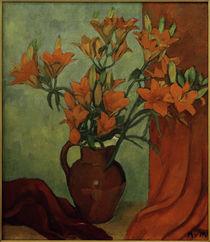 M.v.Malachowski-Nauen, Feuerlilien von AKG  Images
