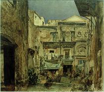 R.v.Alt, Palermo by AKG  Images