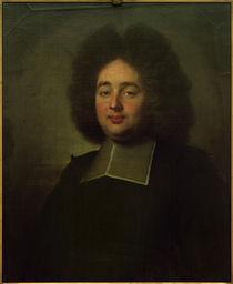 N. de Largillière, Porträt des Kardinal Choiseul Daillecourt by AKG  Images