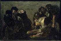 E.L.y Velázquez, Weinende Rachel und die Brüder Jakobs by AKG  Images