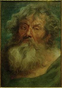 A.van Dyck, Kopf eines Greises von AKG  Images
