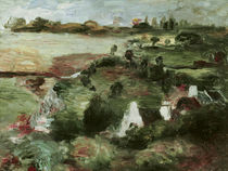 A. Renoir, Landschaft in der Bretagne by AKG  Images