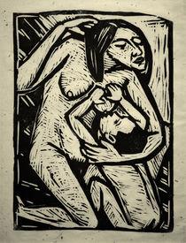 D.Maetzel-Johannsen, Mutter und Kind von AKG  Images